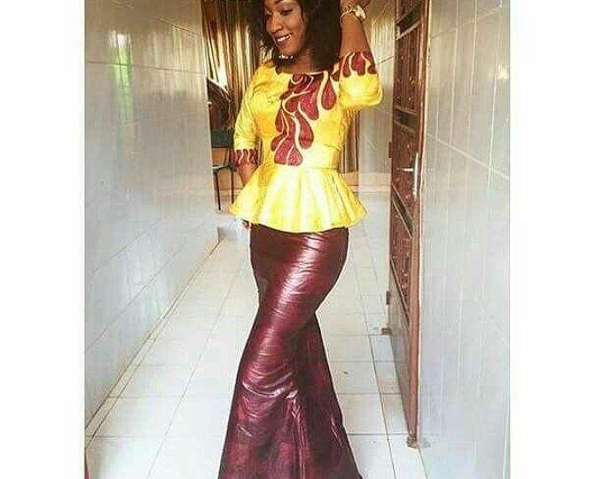 Vêtements pour femmes africaines, bazin riche, robe africaine