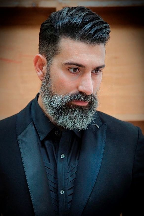I think my beard behaves quite similarly Men\u0027s Fashion Pinterest - tipos de barba