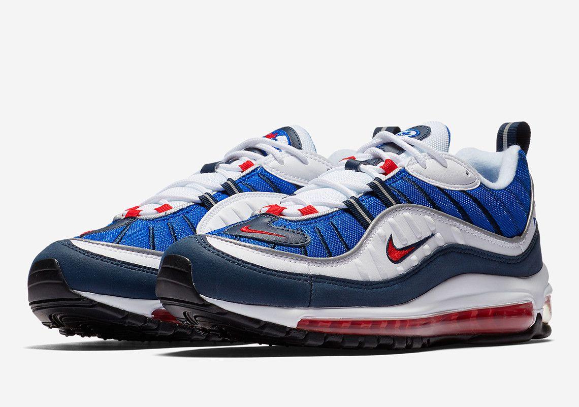 Nike Air Max 98 OG 640744 100 + 640744 105 Release Info