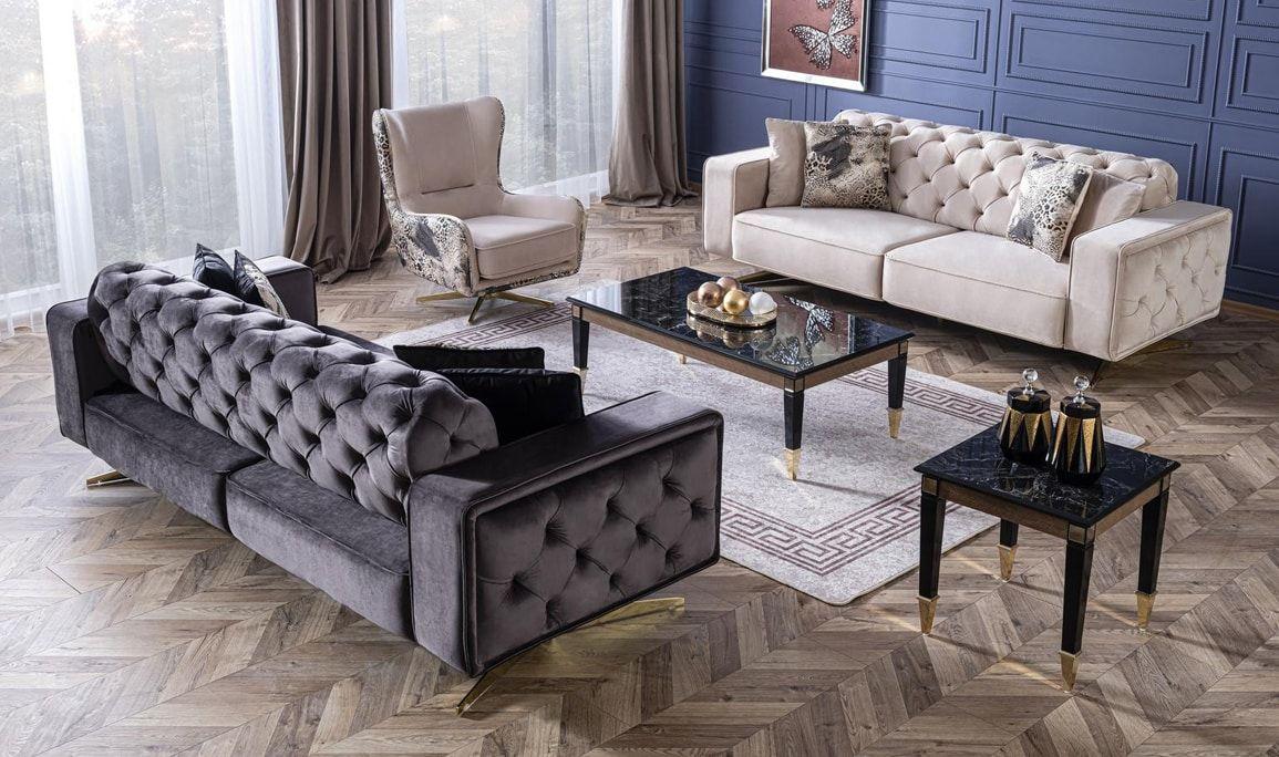 Paris Luxury Koltuk Takimi 2020 Koltuklar Mobilya Fikirleri Modern Mobilya