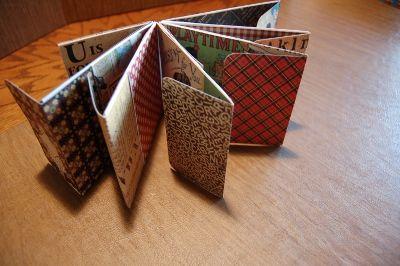 images about Envelope Mini Scrapbook Albums