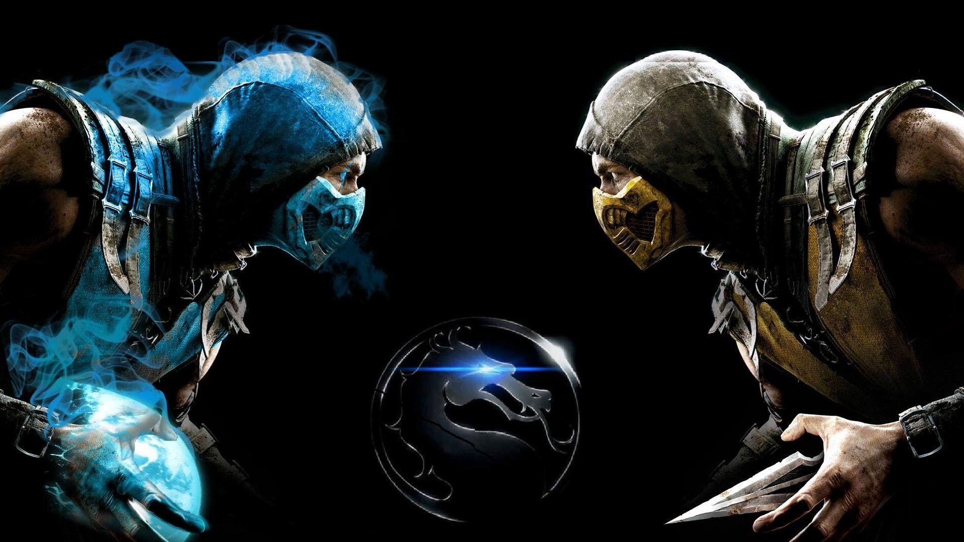 Sub Zero Vs Scorpion Mortal Kombat X Scorpion Mortal Kombat X Mortal Kombat Art Sub zero vs scorpion mortal kombat