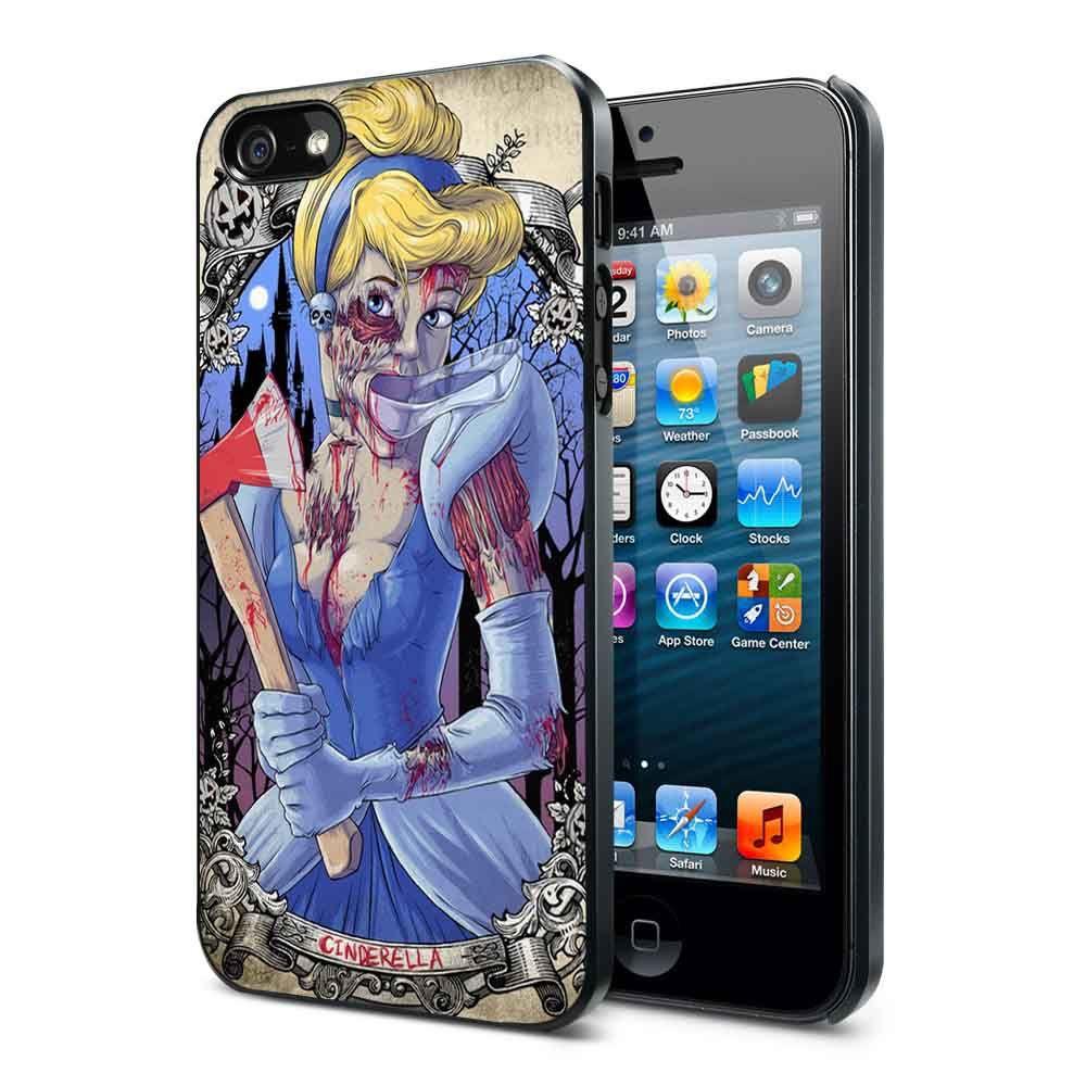 Zombie Cinderella Princess iphone case