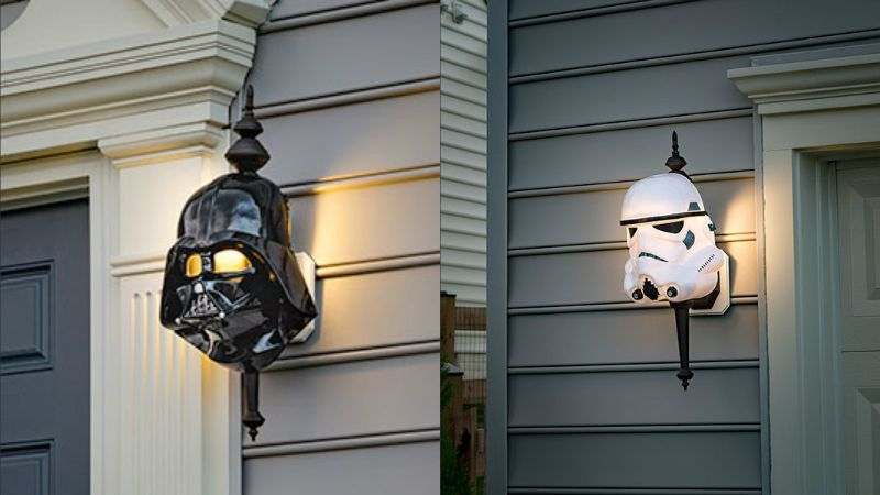 Star Wars Porch Light Covers How About Yes Porch Light Covers Porch Lighting Light Covers