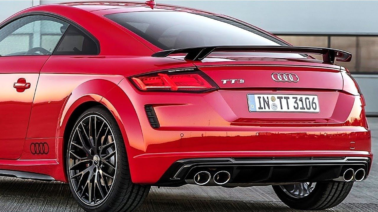 2020 Audi Tt S Coupe S Coupe Competition Cars Offroad Technology