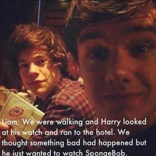 And this is why I say thay One Direction is a band of children