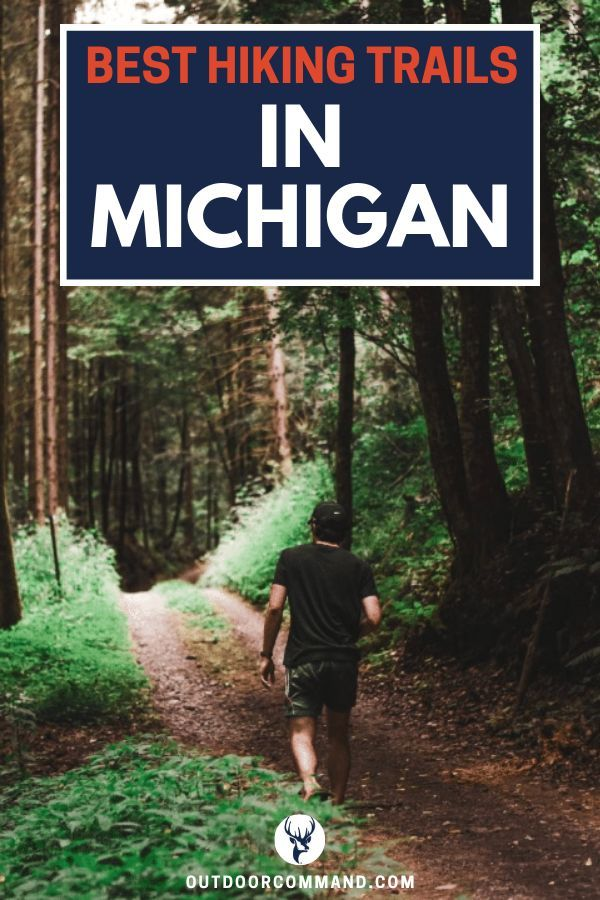 Photo of Best Hiking Trails in Michigan. Michigan has some amazing trails to explore the …