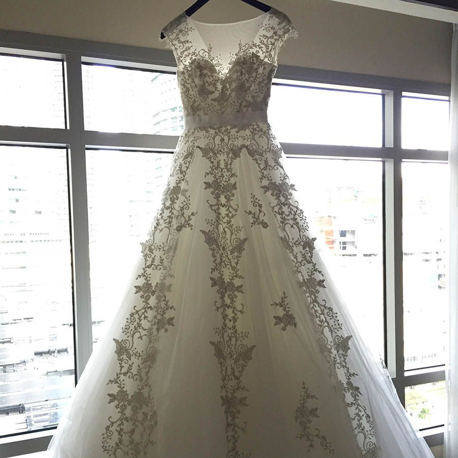 The Best Bridal Boutiques In Kuala Lumpur Part 1 Wedding Dress Tulle Lace Ball Gowns Wedding Illusion Wedding Dress