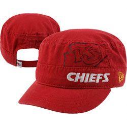 kansas city chiefs women's hats