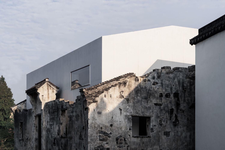 Gallery Of Zhang Yan Cultural Museum Horizontal Design