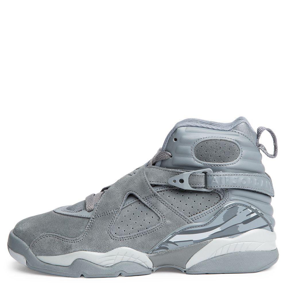 e640054d227fc5 Jordan Jordan 8 Retro Cool Grey wolf Grey-cool Grey