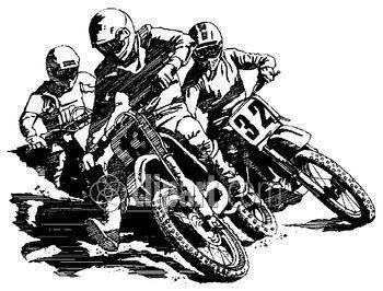 Dirt Bike Silhouette Clip Art Terms Bike Dirt Dirt Bike Motorcycle