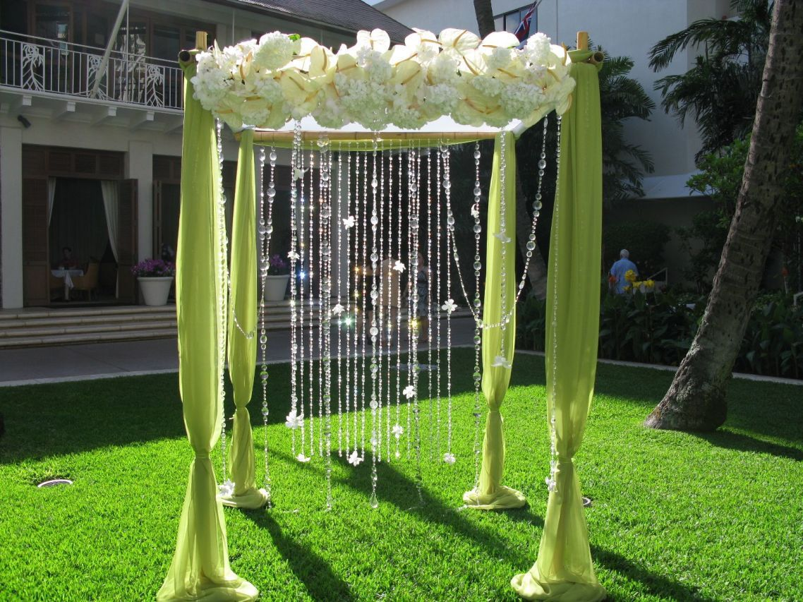 Outside Lighting Ideas Exotic Outdoor Diy Wedding Gazebo Replacement Canopy Patio Arbor Designing With White Nuance