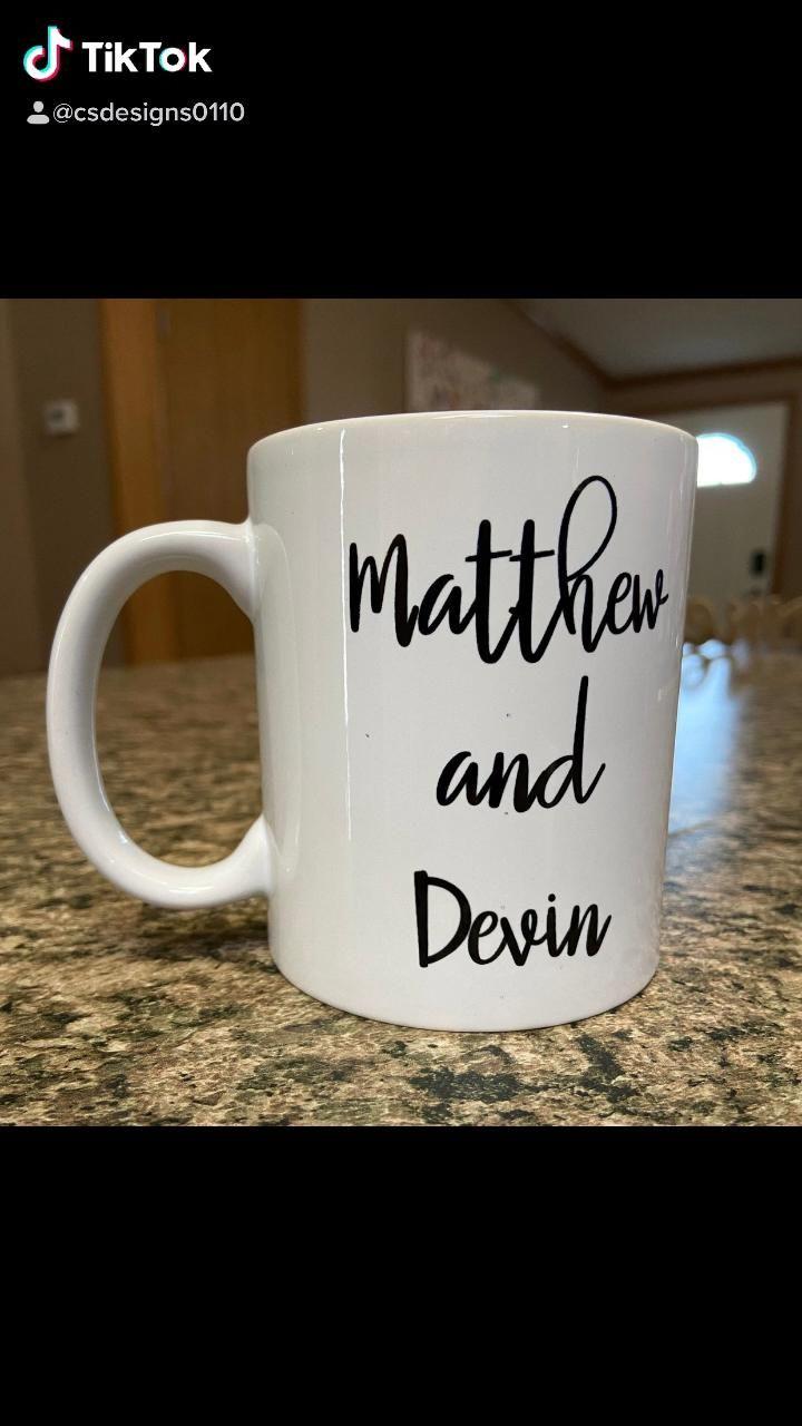 Custom Sound Coffee Mug