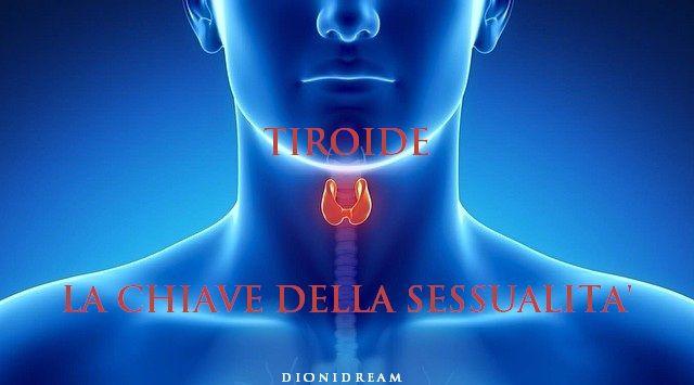 Sessualità soddisfacente significa tiroide funzionante