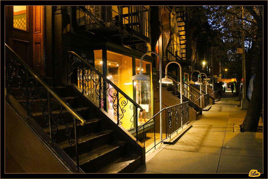 Upper East Side Manhattan Nyc Street