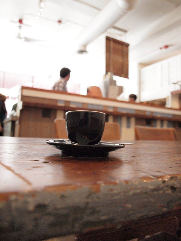 green bean coffee house seattle