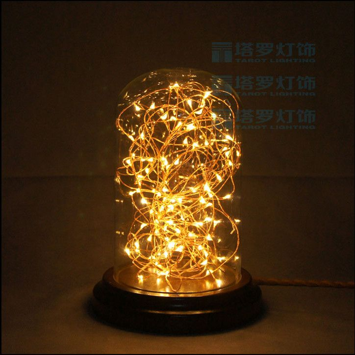 Romantic Mantianxing Led Decoration Small Table Lamp Christmas