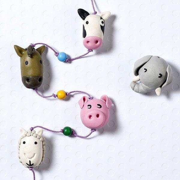 Hobby Craft Ideas Kids Part - 32: Polymer Clay Animals   Craft Ideas U0026 Inspirational Projects   Hobbycraft