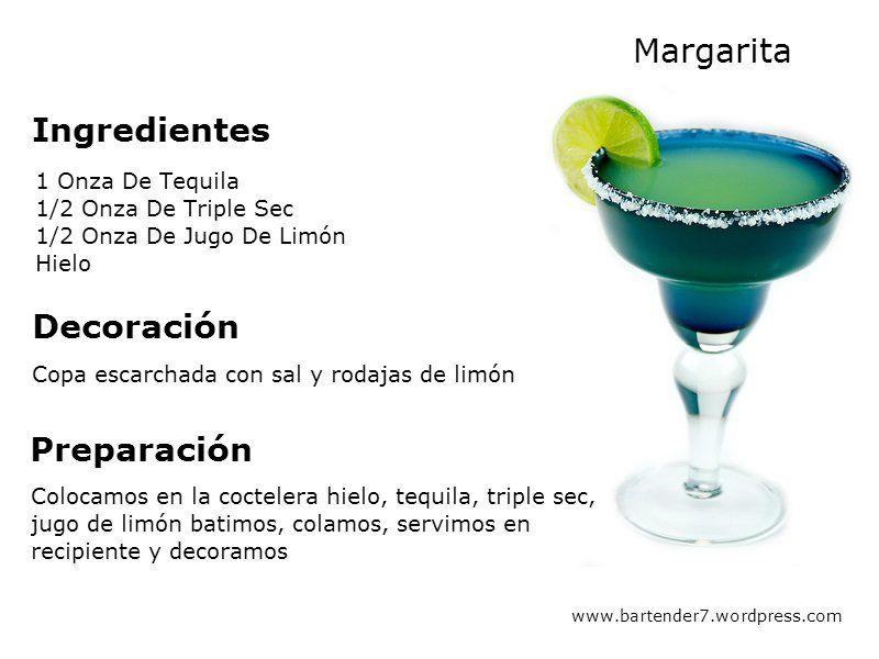 Imagen De Https K43 Kn3 Net Taringa 2 4 8 9 5 0 85 Bartender7 428 Jpg 4713 Como Preparar Margaritas Recetas De Tragos Recetas De Bebidas