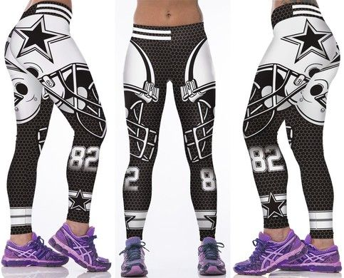 8481ff883e441 Dallas+Cowboys+NFL+3D+Print+Sexy+Women+Leggings+Fitness+Sports+Gym  Item+specifics Condition: New+with+tags:+A+brand-new,+unused ...
