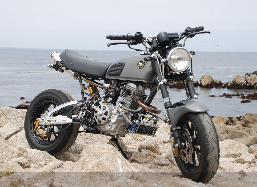 tuning honda ape 50 50 70cc moped bike moped bike mini. Black Bedroom Furniture Sets. Home Design Ideas
