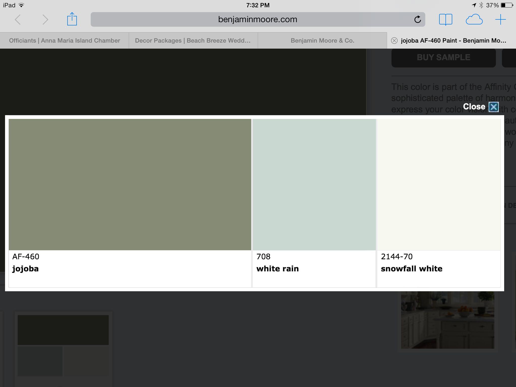 benjamin moore aura jojoba for exterior w white rain and on benjamin moore exterior color chart id=54796
