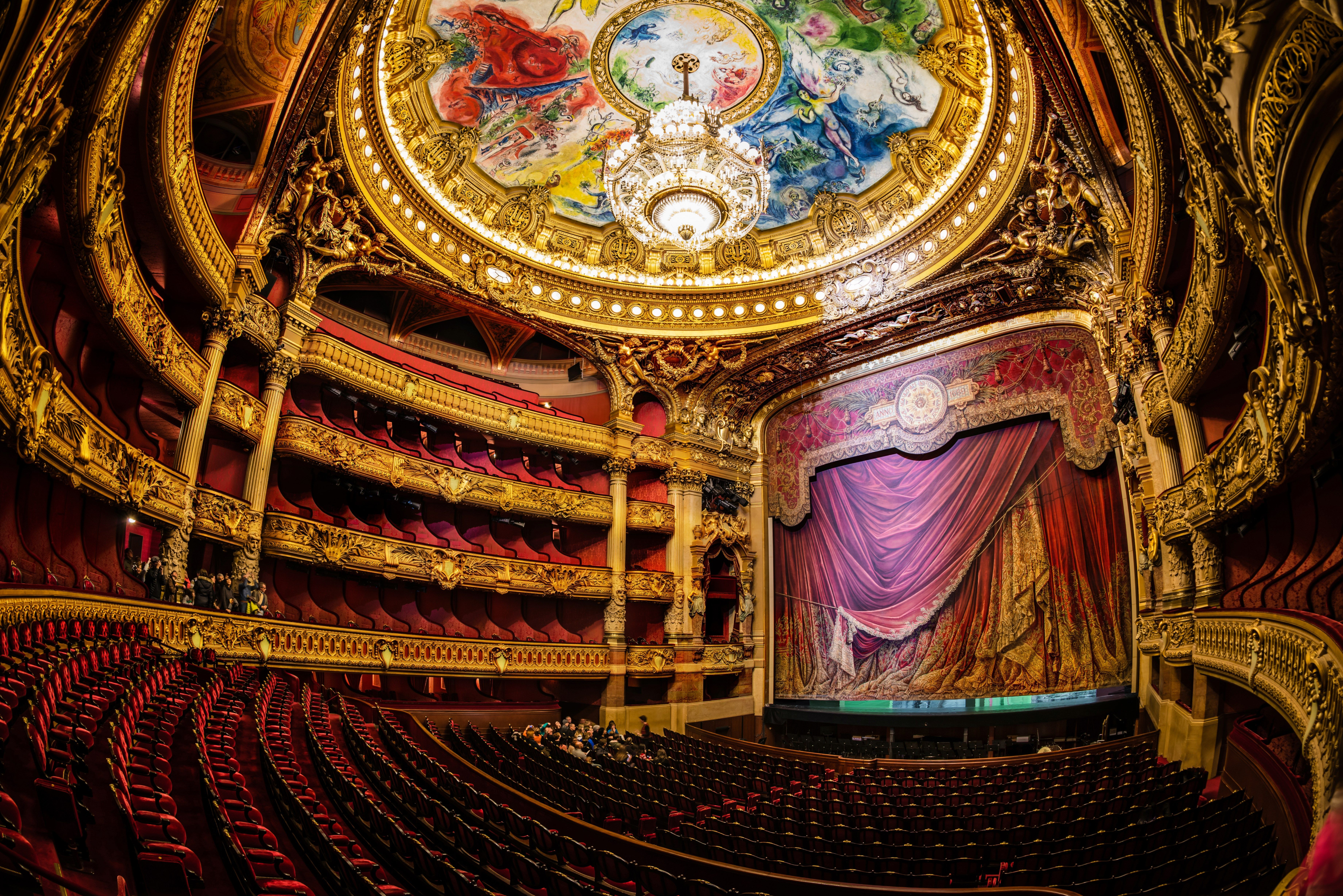 Free Desktop Palais Garnier Paris Opera House Opera Garnier Paris Opera Garnier