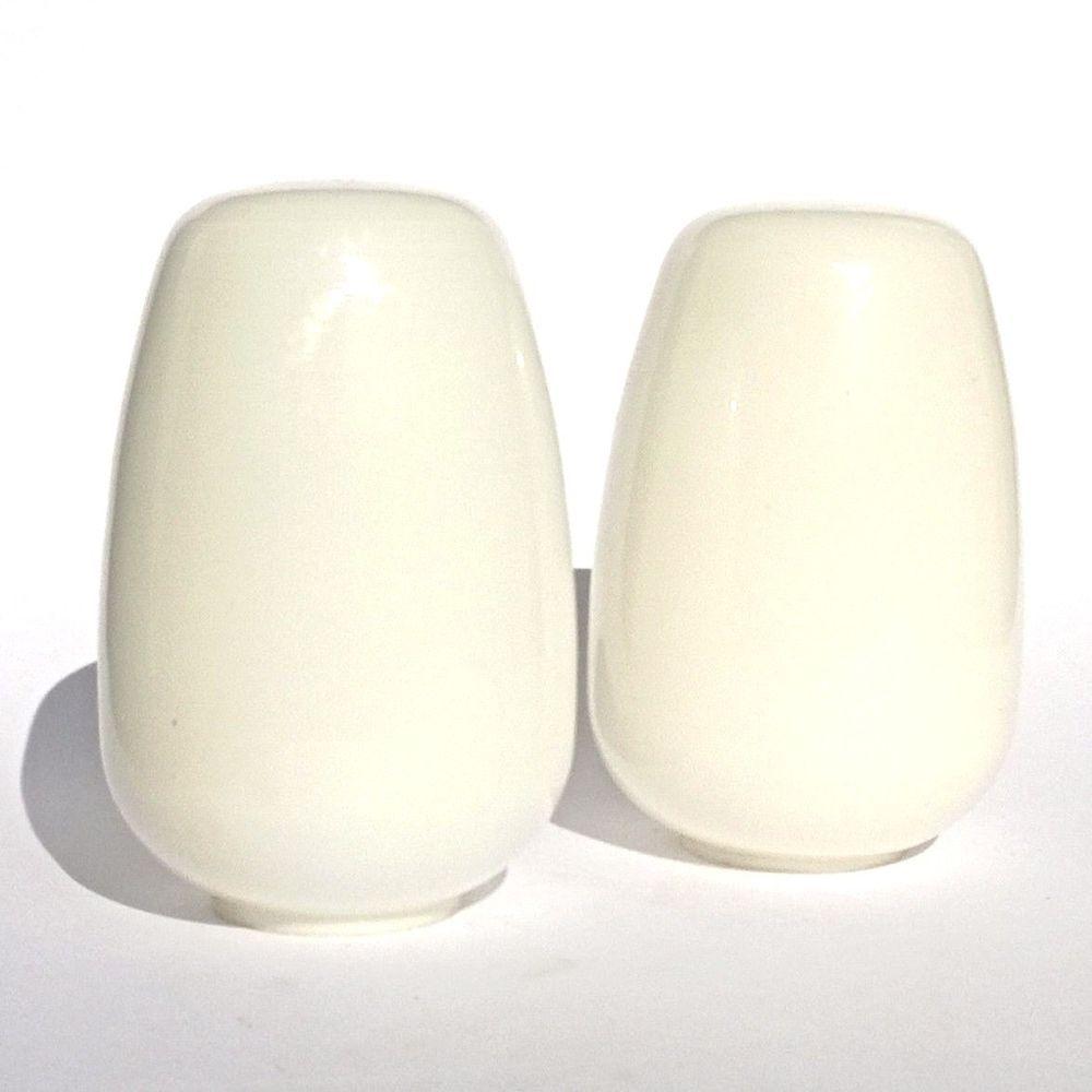 2x Lampenschirm Glaskugel Bauchige Ersatzglas Opalglas Weiss Glanzen