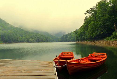 Lake Biograd, Biogradska Gora National Park, Montenegro