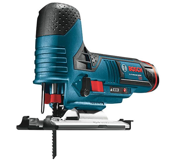 At 3 3 Pounds And Just 9 4 Inches Long This Is The Lightest Most Compact Cordless Jigsaw On The Market But It Still Boa With Images Bosch Tools Woodworking Jigsaw Bosch