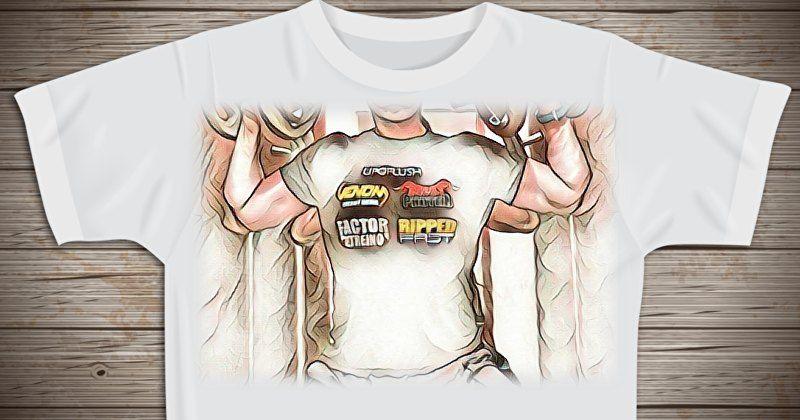 Te ajudaremos a criar sua própria camiseta personalizada! Clique aqui! db7bb185e8d