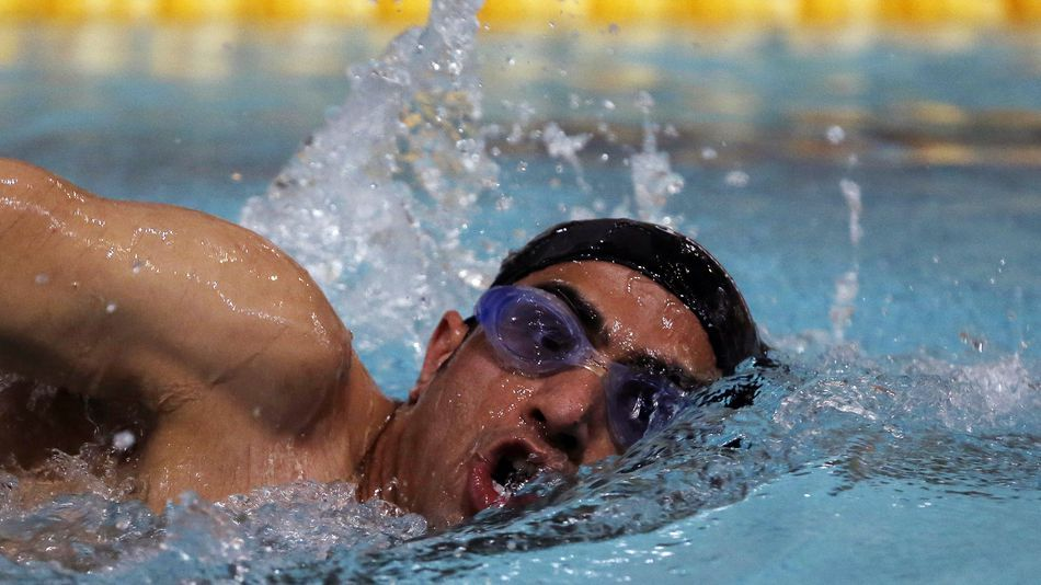 Meet the two refugees with disabilities set to compete in