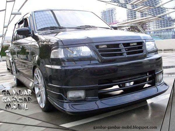 Gambar Mobil Kijang Kapsul Gambar Gambar Mobil Kijang Mobil Modifikasi Mobil