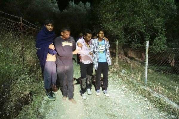 dizaine migrants blesses dans affrontements 02 *Source: AFP