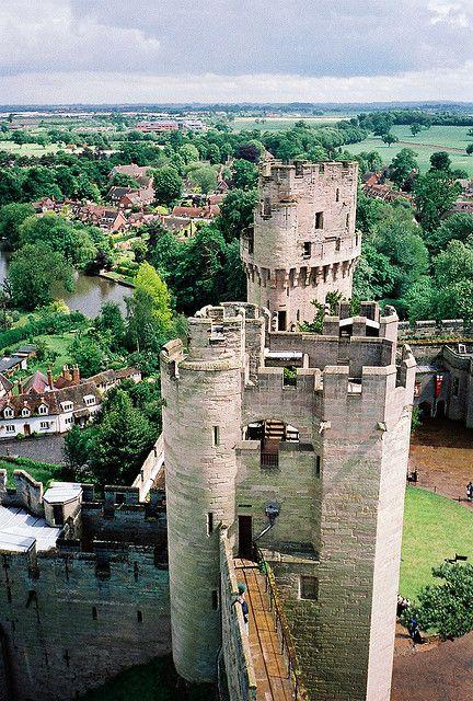 9 Eng Warwick (2) | :3 | Castles in england, Warwick ...