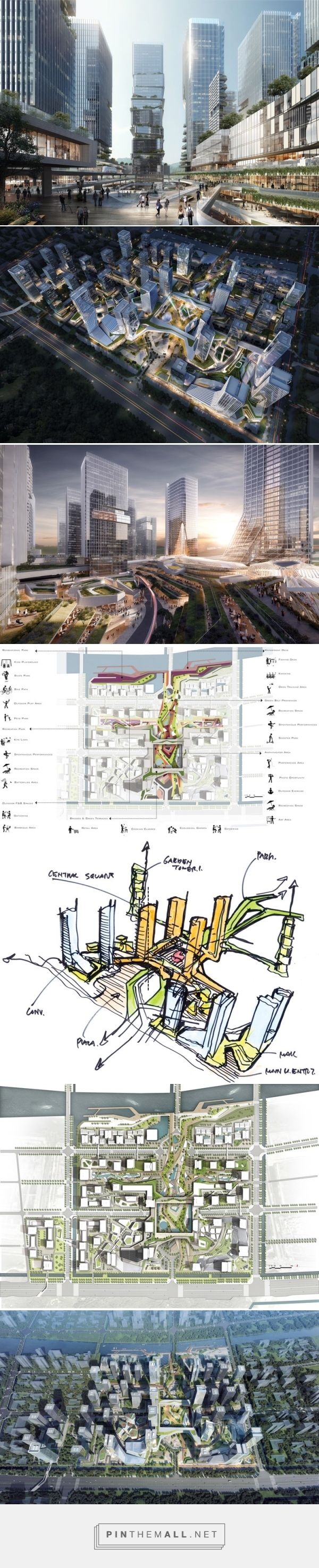 10 DESIGN Wins Competition for Massive Urban Development in Zhuhai | ArchDaily http://www.archdaily.com/795578/10-design-wins-competition-for-massive-urban-development-in-zhuhai - created via https://pinthemall.net