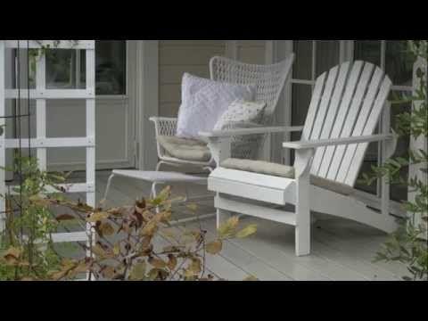 """Wohnidee: Mehr """"Wohnraum"""" schaffen durch eine Porch."""