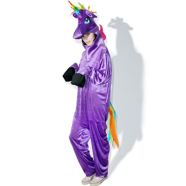 Purple Unicorn Adult Onesie ($56) ? liked on Polyvore featuring costumes transformer costume  sc 1 st  Pinterest : adult unicorn halloween costume  - Germanpascual.Com