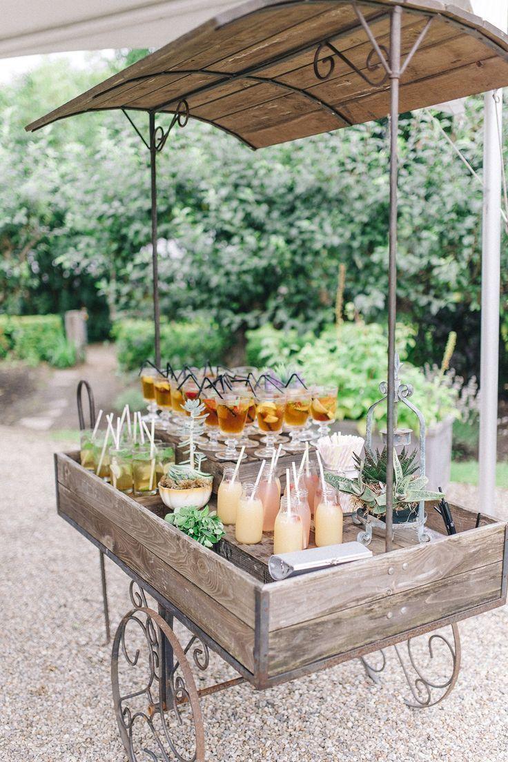 20 Bar Carts Thatll Transform Your Weddings Cocktail Hour and Reception 20 Bar Carts Thatll Transform Your Weddings Cocktail Hour and Reception