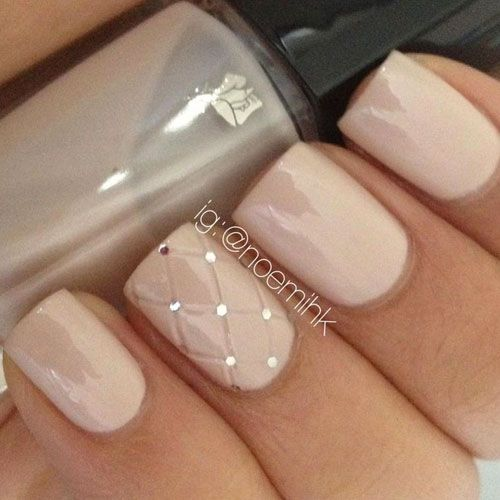 Nude color nails 25 best nude nail polish manicures nude nails nude color nails 25 best nude nail polish manicures prinsesfo Choice Image