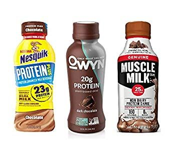 Protein Shakes Brands | Protein shake brands, Protein ...