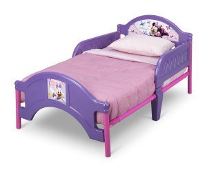 Cool Minnie Mouse Purple Toddler Bed Toddler Bed Toddler