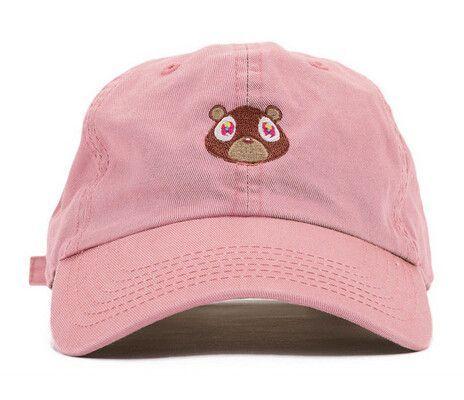 ff09ee5c751 Summer · Bear Dad Hat Lovely Cut Baseball Cap