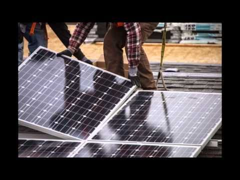Sun Ridge at Issaquah Highlands - YouTube Solar PV energy system installation by NW Wind & Solar