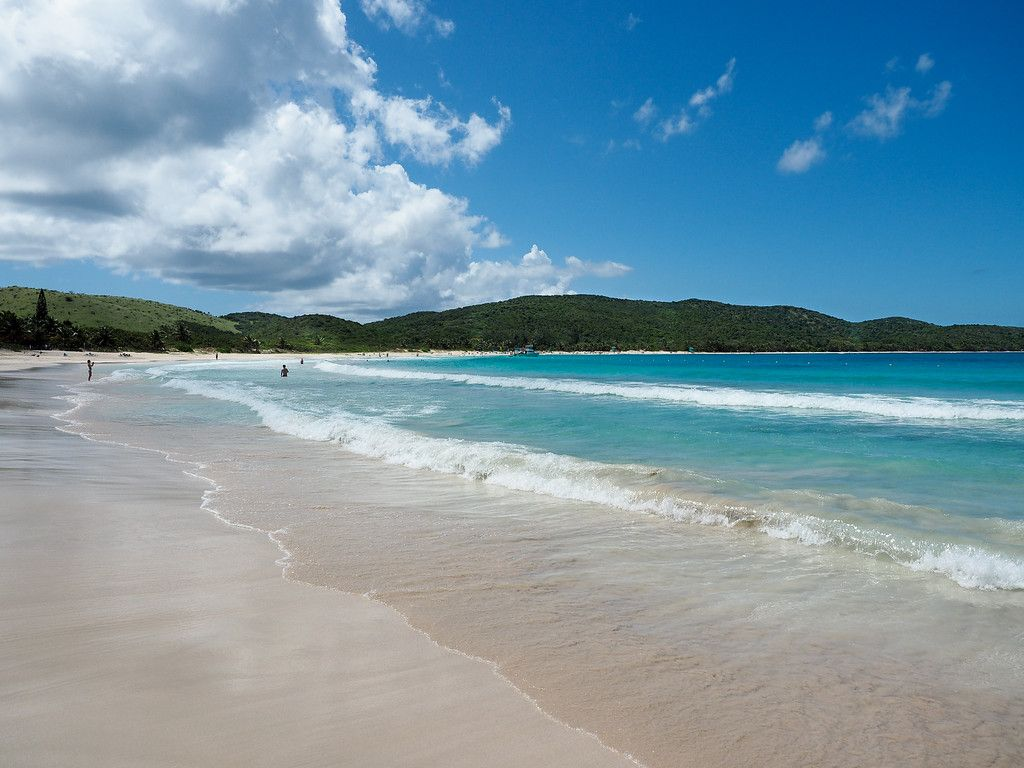 Photos to Make You Want to Go to Puerto Rico flamenco beach