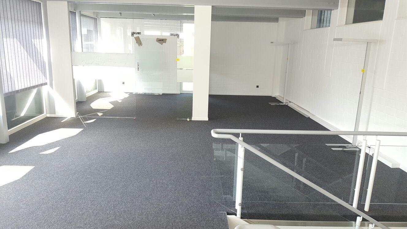 Projekt Beendet Ostseeimmobilien Buro Office Mit Nadelfilz