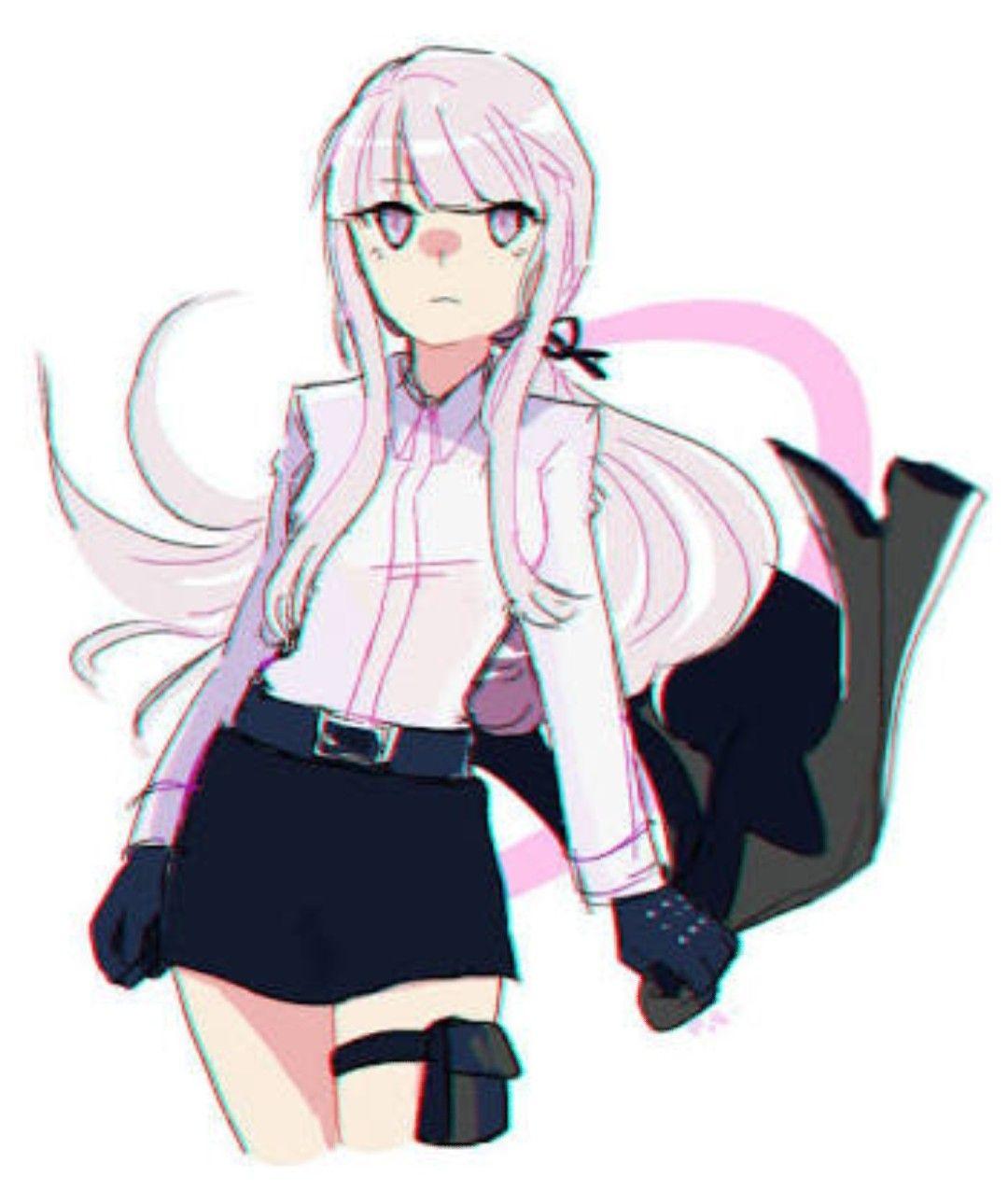Kirigiri danganronpa characters danganronpa anime