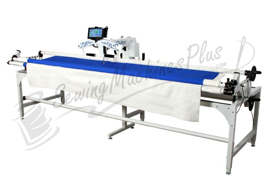 BRAND NEW King Quilter Special Edition Long Arm Quilting Machine ... : affordable long arm quilting machines - Adamdwight.com