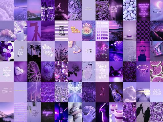 Aesthetic Deep Purple Lavender Violet Aesthetic Ph